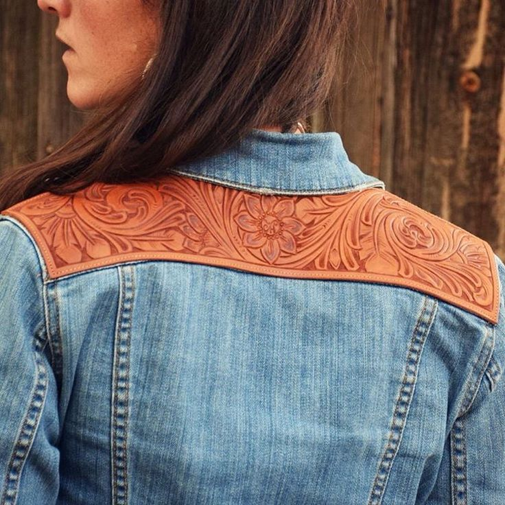 Add a little something special to your favorite jacket!! These thin, carved…