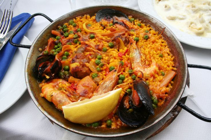 Traditional food in madrid spain spanish cuisine for Cuisine in spanish