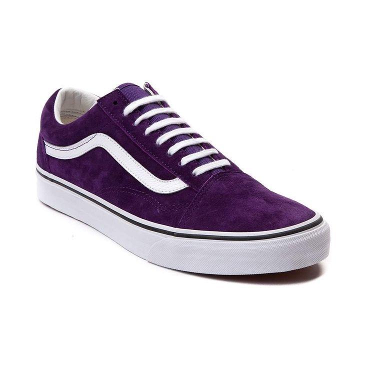 vans old skool purple paisley