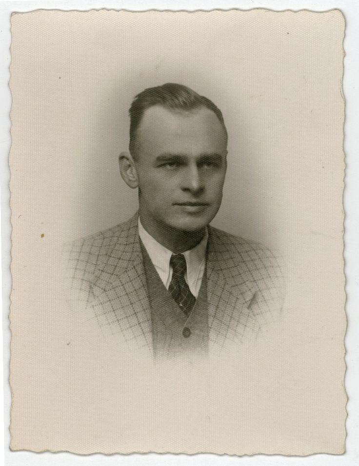 Rotmistrz Pilecki - lata 40