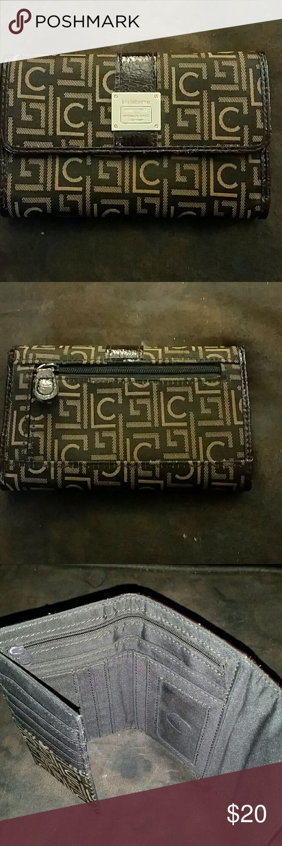 LIZ CLAIBORNE wallet GUC Liz Claiborne wallet. Offers welcome. Liz Claiborne Bags Wallets