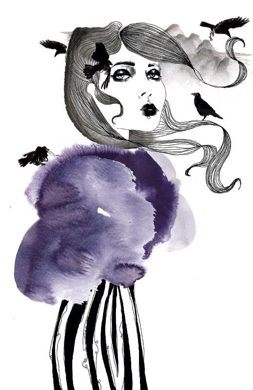 I LOVE ILLUSTRATION: Judit García-Talavera