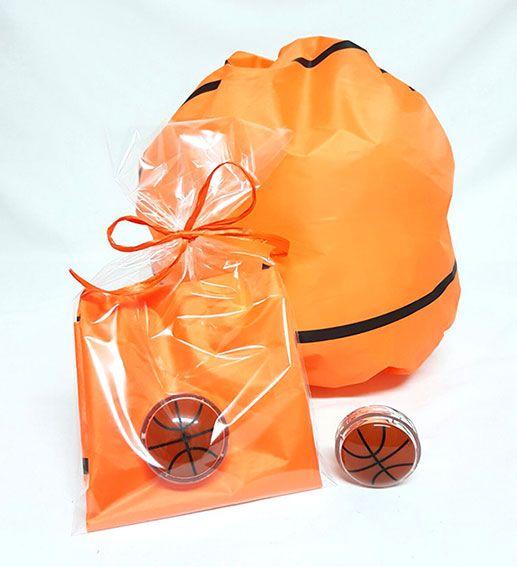Mochila con yo-yo balón de baloncesto