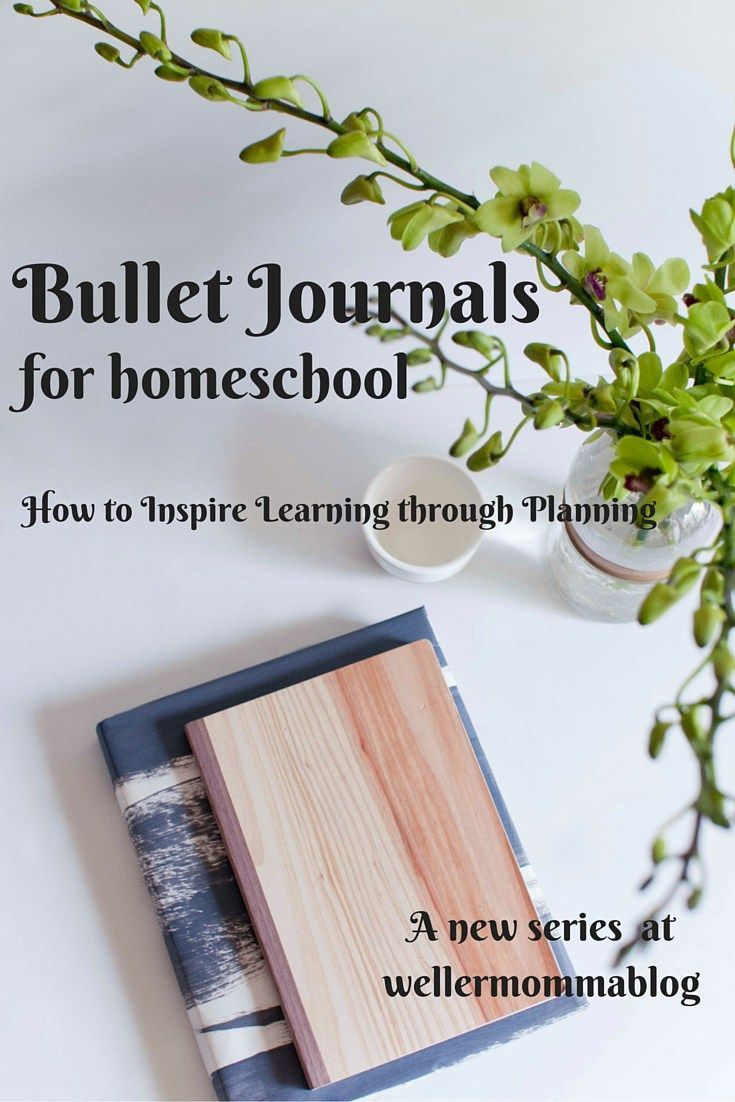 Bullet Journal How To: a Powerful Homeschool Miracle Worker