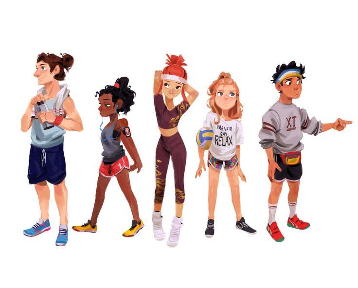 Character Design By 100 Illustrators Pdf : Best illustration inspiration images on pinterest