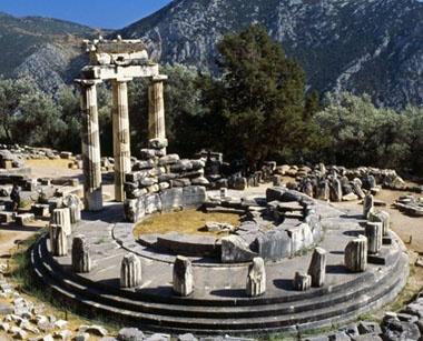 Mount Parnassos, Greece