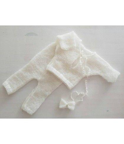 Newbornpakje creme (nr4) Kleding / setjes