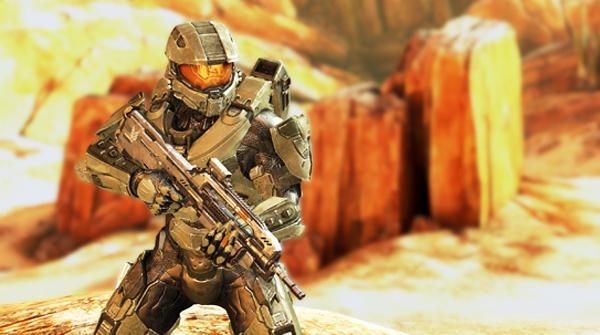 Halo 4 – Imágen del Jefe Maestro en acción  Halo 4 será lanzado en el 2012. Muchos ya lo estamos esperando con ansiedad. Con el objetivo de combatir al tiempo y hacer que la espera sea un poco menos angustiosa, compartimos una imágen con los detalles de los nuevos y espectaculares gráficos de Halo 4. ¡Excelente!
