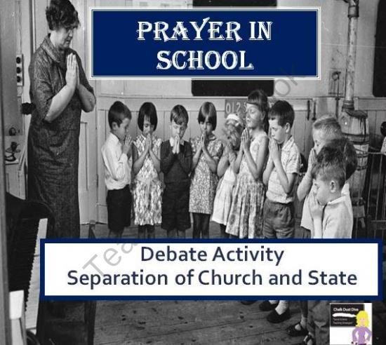 Research paper-- Prayer in public schools?