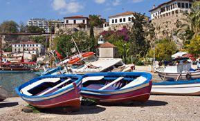 Antalya, Turkey by Kelly Jones