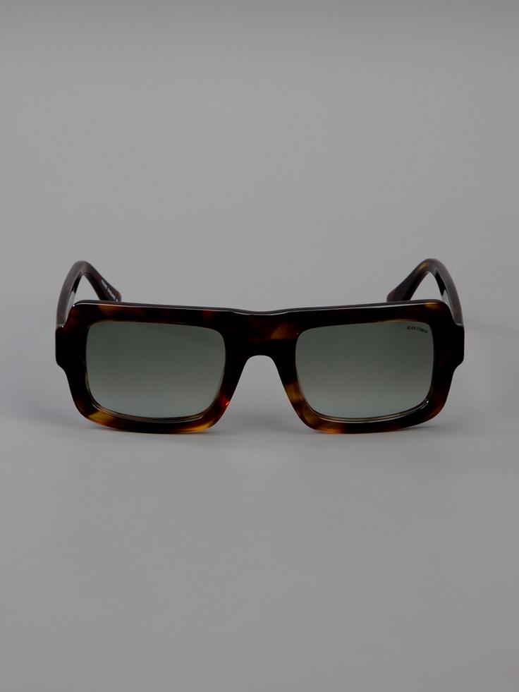 Black Eyewear | 'Miles' Light Tortoiseshell.