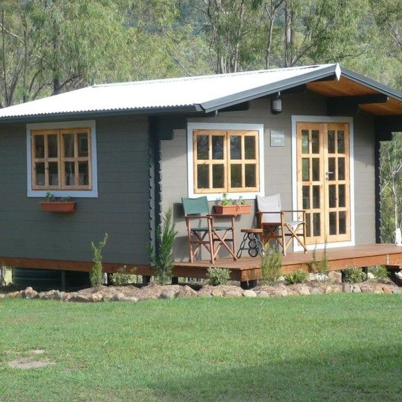 Cabin Kits Galore has a marvelous solution of covering free space with stylish log cabins in Sydney , Australia