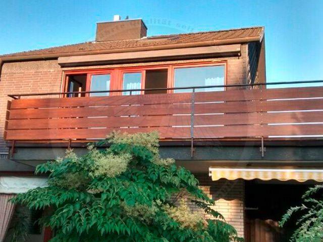 rexoboard alu balkonbretter in holzoptik. Black Bedroom Furniture Sets. Home Design Ideas