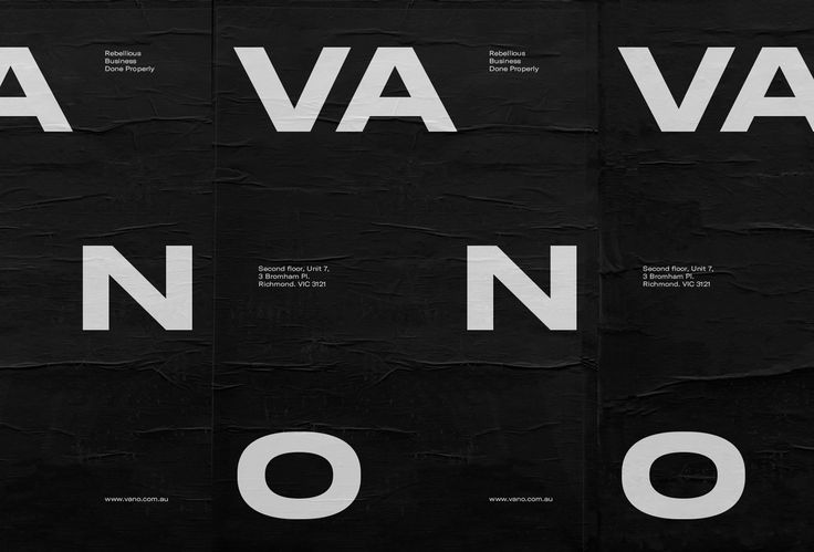 Picture of 7 designed by Luis Coderque for the project VAN O. Published on the Visual Journal in date 28 April 2017