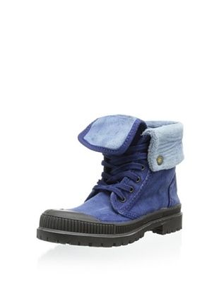 64% OFF Cienta Kid's Casual Boot (Indigo)