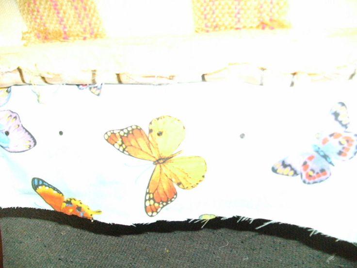 96 mejores im genes sobre tapizar en pinterest cubiertas - Butaca butterfly ...