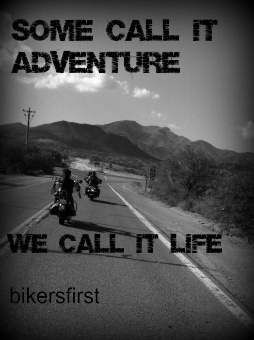 Life is an adventure!