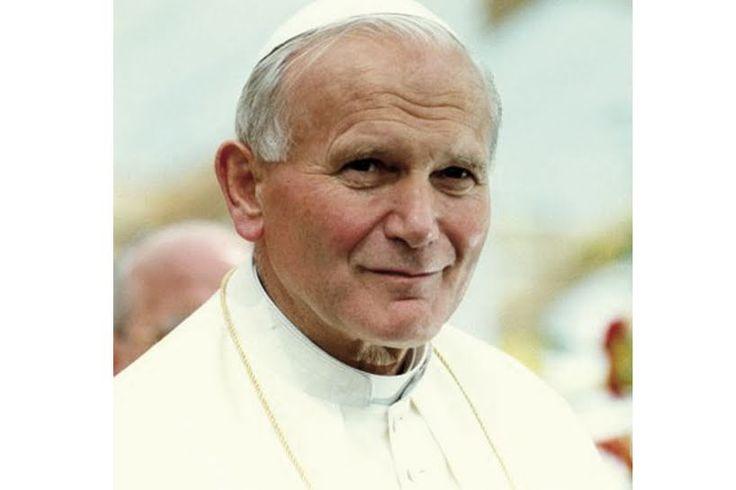 La batalla de almohadas de Juan Pablo II