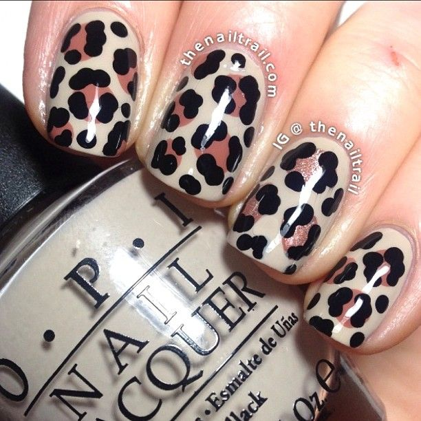 103 best nail studio images on Pinterest | Leopard prints, Nail ...