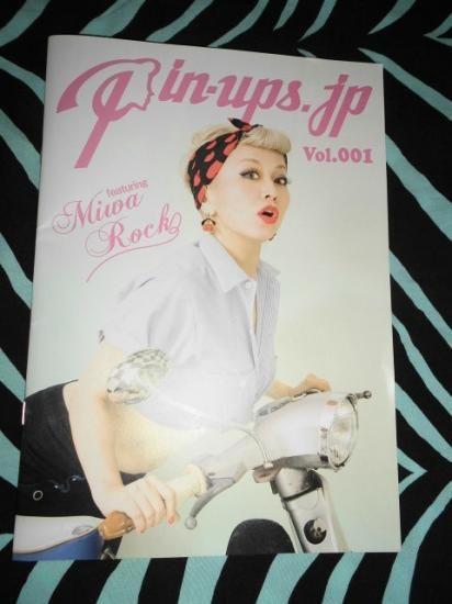 Pin-ups.jp Vol.001 - ◆Jumpin'Jacks ONLINE SHOP◆