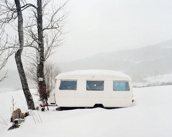 16 Best Partir Skier En Caravane Images On Pinterest Caravan Vw Camper Vans And Airstream