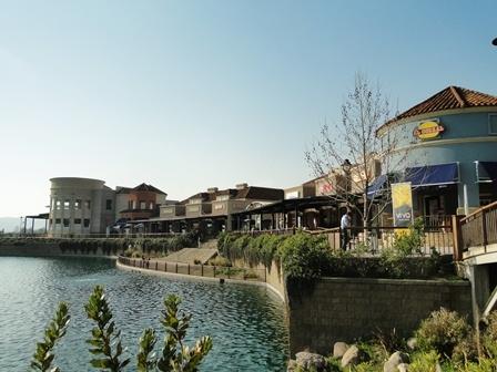 Vista del mall