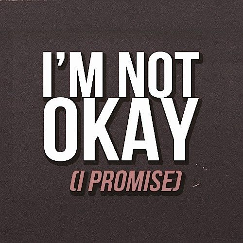 Emo Quotes About Suicide: 25+ Best Ideas About Im Not Okay On Pinterest