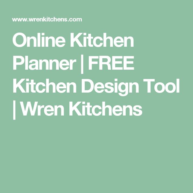 Superb Online Kitchen Planner FREE Kitchen Design Tool Wren Kitchens