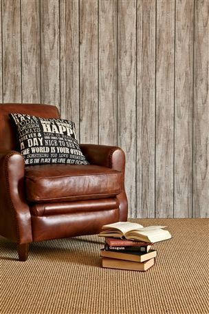 Wallpaper Wednesday: NEXT Salvage Collection – Wood Panels Wallpaper