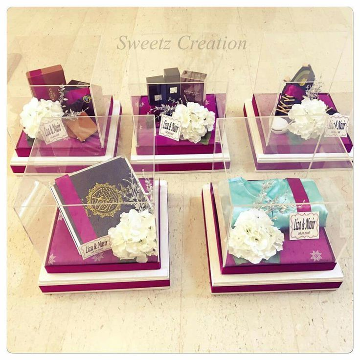 Dulang hantaran also done by sweetz creation(fb).. I highly recommend them for their friendly and great service..