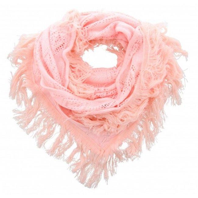 Omslagdoek Ibiza pink summer