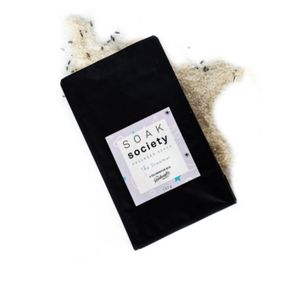 SOAK SOCIETY SOAKS $18.95 - Encourage your loved ones to indulge in a bit of self-lovin-relaxation time with these seriously stunning soaks.