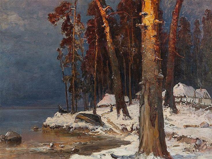 Best Oil on canvas ucbr ueGermany ucbr ueJulius von Klever