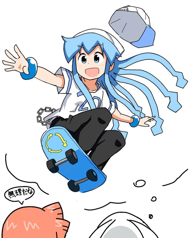 Shinryaku! Ika Musume | Coalgirls
