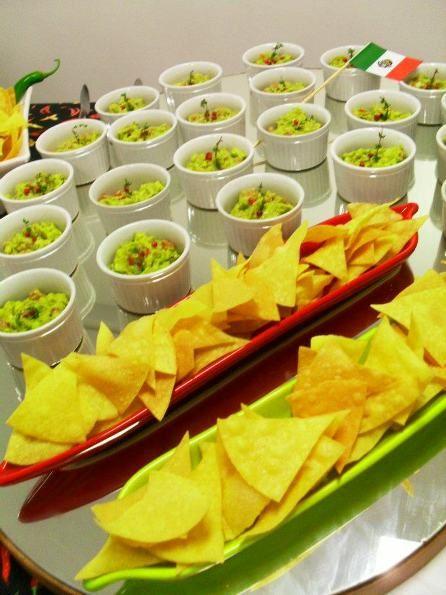 Menu Mexicano - receitas no site