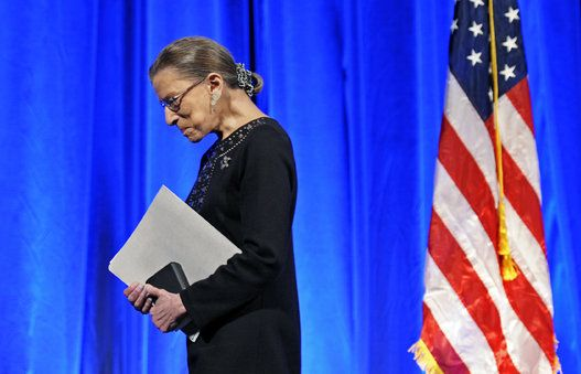 Ruth Bader Ginsburg's Best Quotes