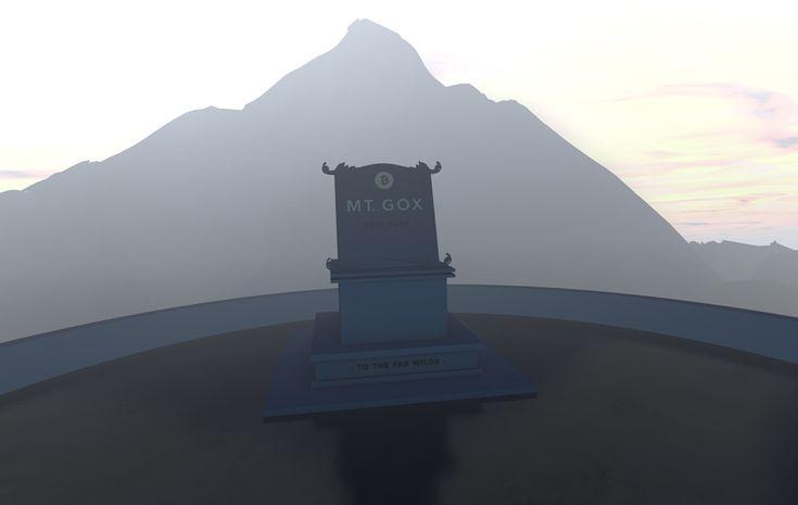 Mt.Gox на закате