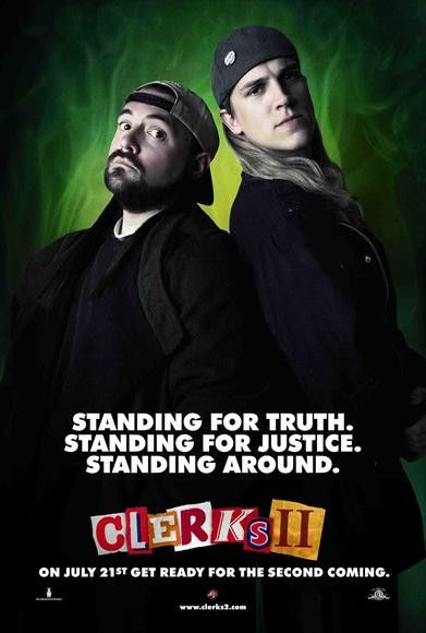 Clerks II 27x40 Movie Poster (2006)