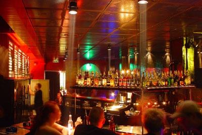 Abart Music Club, Zurich