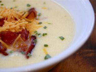 O'Charley's Loaded Potato Soup