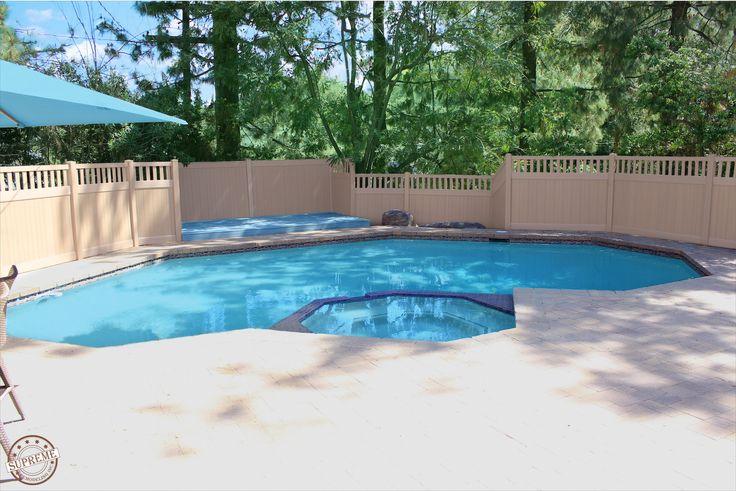 A pool by Supreme Remodeling Gelndale CA 2014- 2015