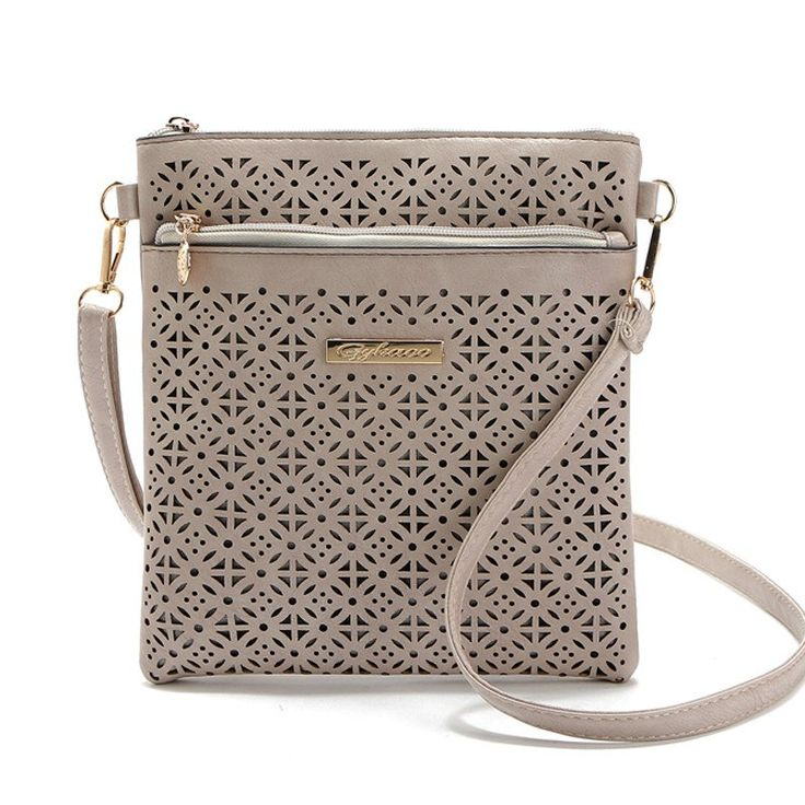 This classy bag can go anywhere from shopping to the office to a hot night on the town! Its soft exterior hides a sturdy and durable interior that can hold all those valuables you just have to have wi