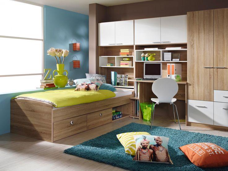 64 best kinderzimmer images on pinterest eiche. Black Bedroom Furniture Sets. Home Design Ideas
