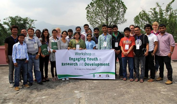 YPARD Nepal workshop