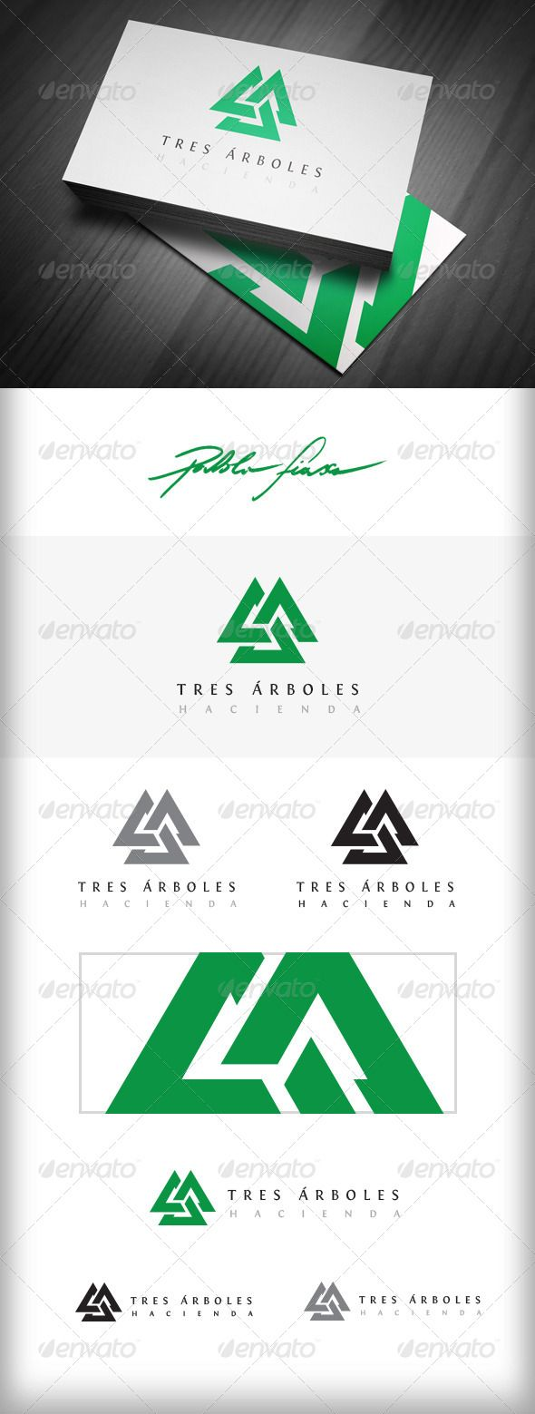 Interlocking Triangles Logo - Pine Tree Lodge Logo — Vector EPS #triangle #alpine accomodation • Available here → https://graphicriver.net/item/interlocking-triangles-logo-pine-tree-lodge-logo/6168137?ref=pxcr