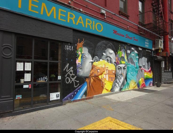 Érotique new york city