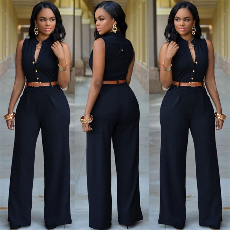 [$18.90] - rompers womens jumpsuit for ladies body femme dungarees overalls  womens long jumpsuits and rompers for bodysuit  women playsui