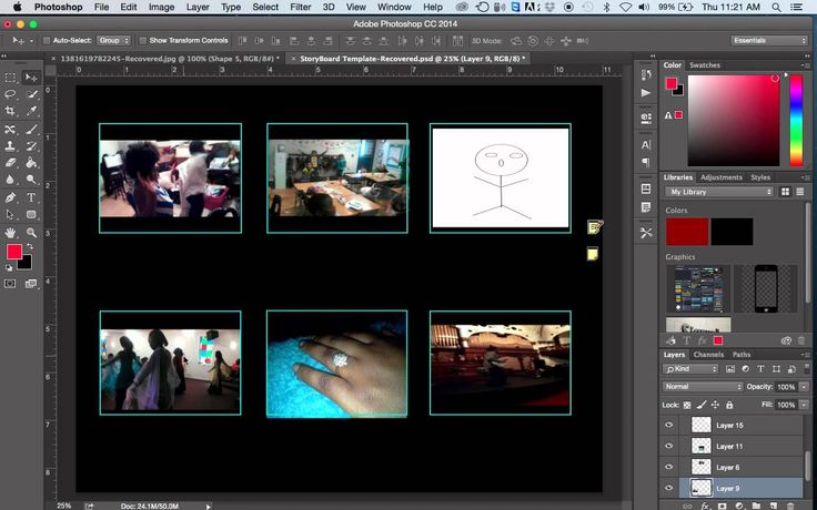 Free StoryBoard Template + Tutorial Some useful information - free storyboard templates