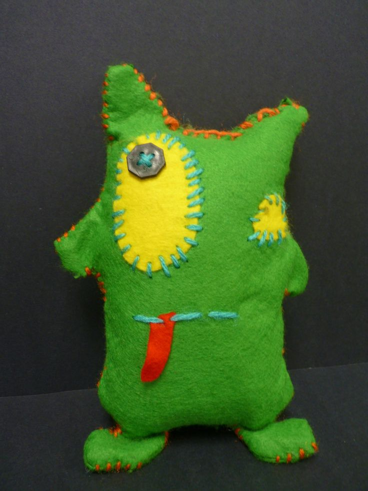 5/6 - Ugly Dolls.  Whew!  This one took a while, but totally worth it.  Students learned how to sew (even the boys, yay!)  They completely designed their own creature and stitched everything on.