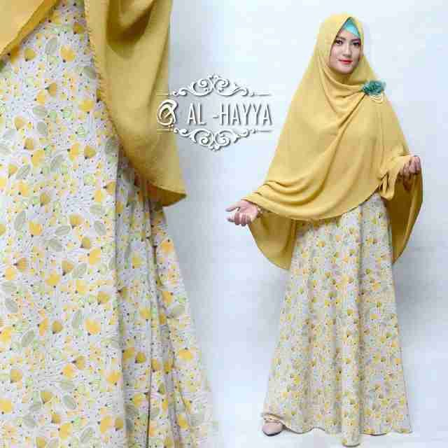 Model Baju Muslim Premium Ilalang Syar'i - http://bajumuslimbaru.com/baju-muslim-premium-ilalang-syari